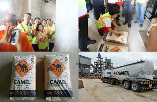 PM Hun Sen to Inaugurate Chip Mong Insee Cement Factory in Cambodia