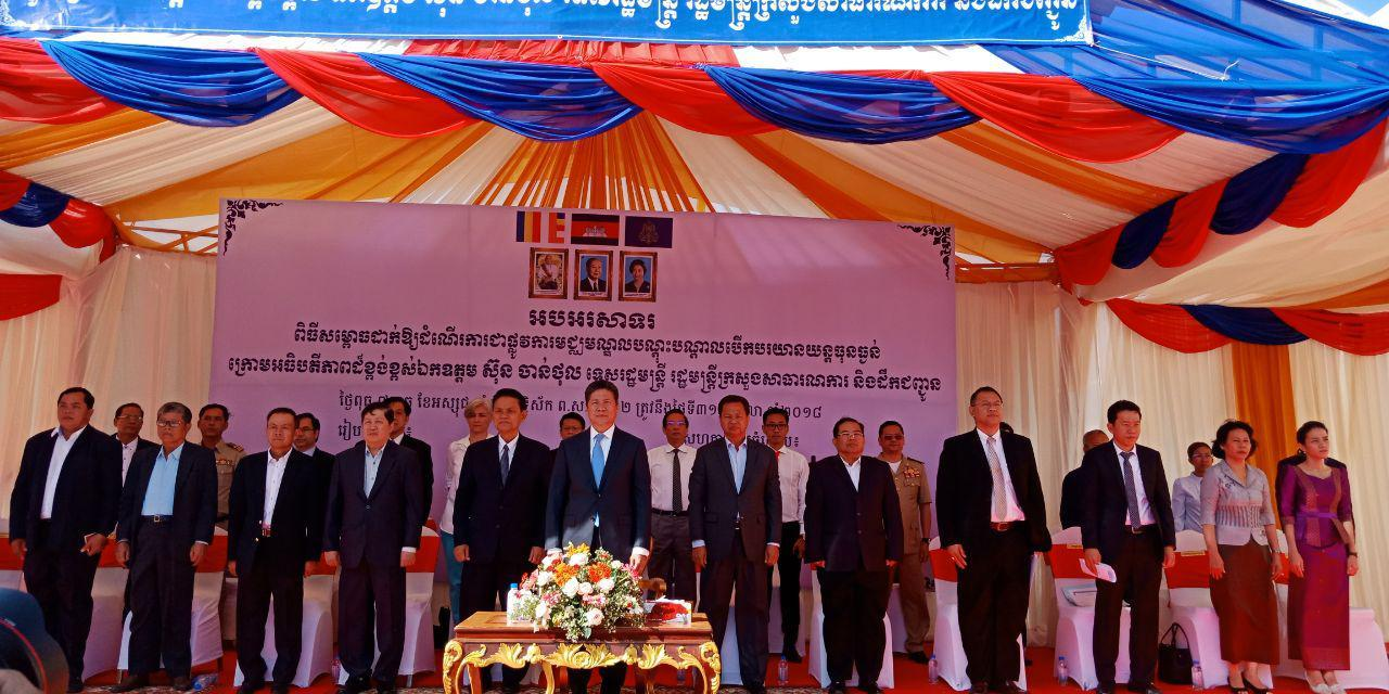Cambodian Transport Minister: Traffic Accidents Cost Cambodia an Arm