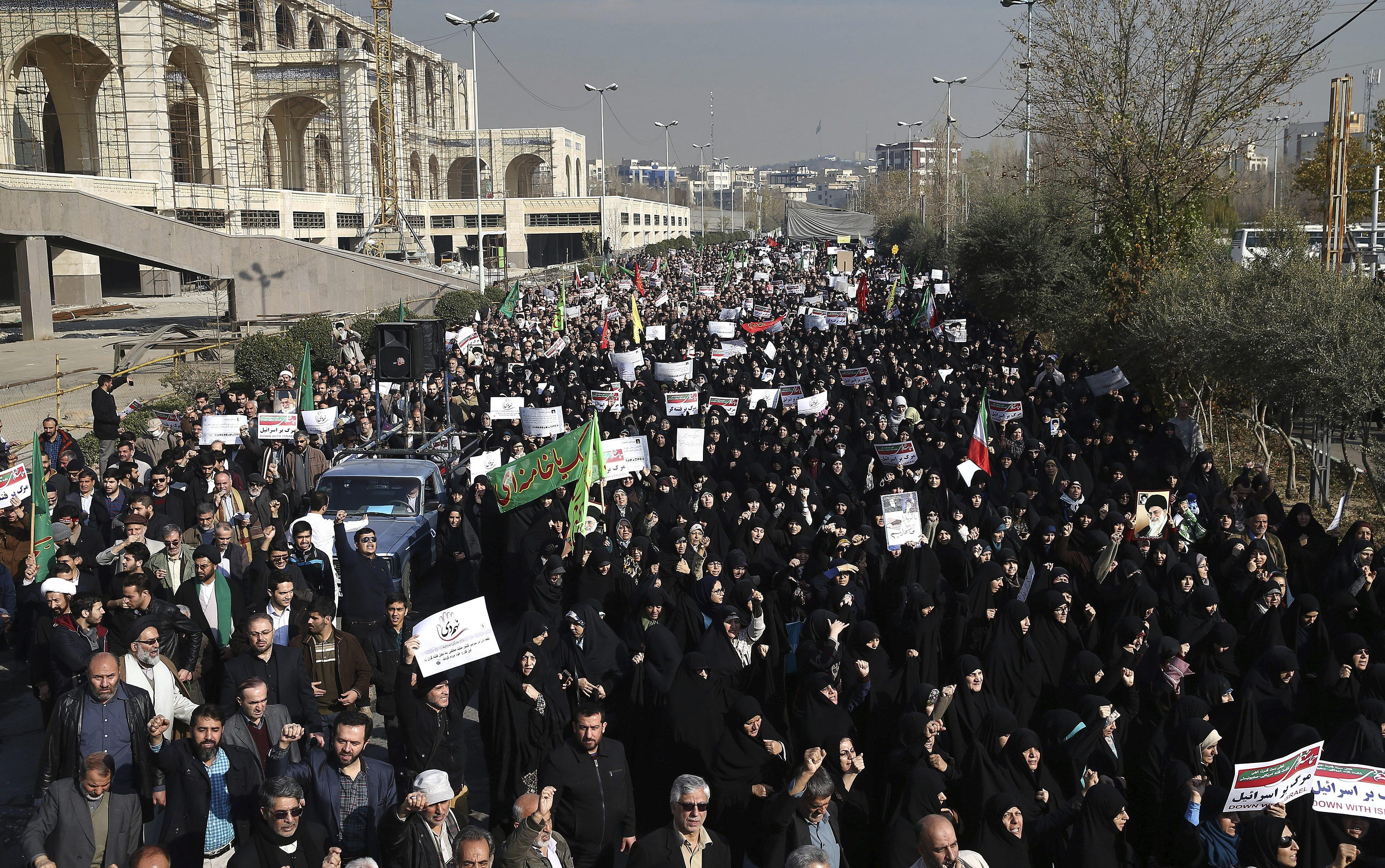 Image result for Protests not a threat to International Peace - France, Iran