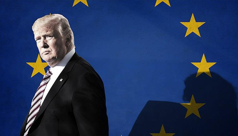 German Foreign Minister Sigmar Gabriel has called for a strong EU response,  saying the move by Washington was