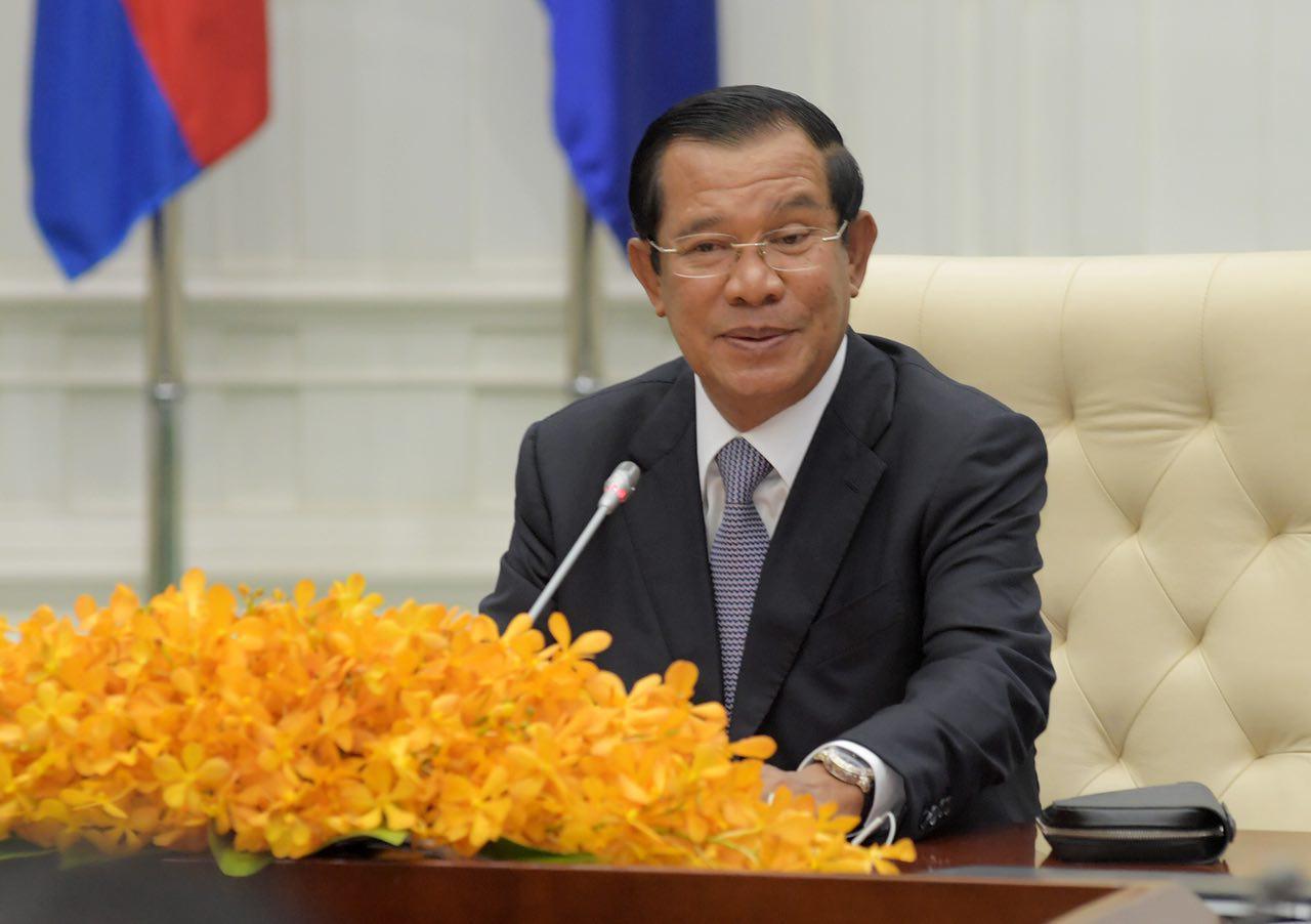 U S-ASEAN Business Council Meets PM Hun Sen to Seek
